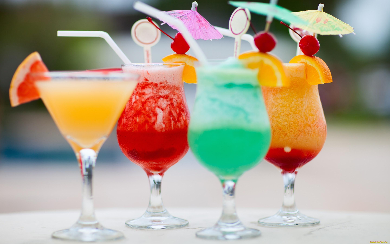 Картинки разные напитки